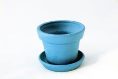 POT di argilla vuoto Fotografia Stock