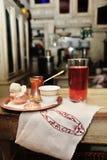 POT di Coffe Immagine Stock