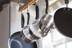 POT e vaschette Immagini Stock