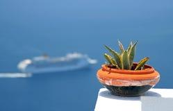 Pot en Cruise Royalty-vrije Stock Afbeeldingen