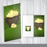 Pot Of Gold. Royalty Free Stock Photos