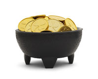 Pot Of Gold royalty free stock image