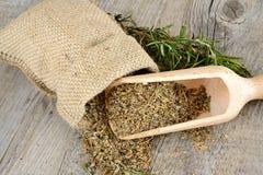 Pot herbs Stock Photos