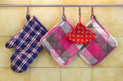 Pot Holders Stock Images