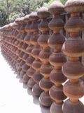 Pot-mur Images stock