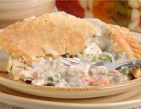 Pot Pie Stock Photos