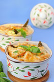 Pot pie Royalty Free Stock Images