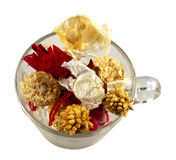 Pot Pourri Royalty Free Stock Photos