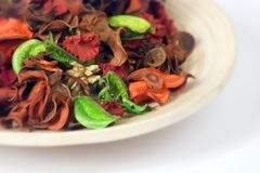 Pot pourri Royalty Free Stock Images