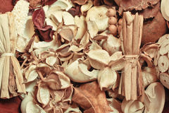 Pot pourri Royalty Free Stock Photo