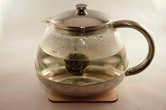 A pot of tea Stock Photo