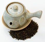 Pot of tea Royalty Free Stock Photos
