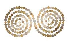 Pot van geld Royalty-vrije Stock Foto's