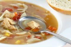 Potage aux légumes de la Turquie Photo stock