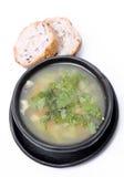 Potage délicieux Photo libre de droits
