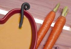 Potage de gingembre et de raccord en caoutchouc Photographie stock