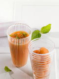 Potage de melon Image stock