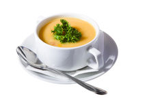 Potage épais Image stock