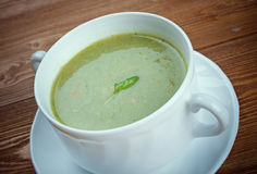 Potage Puree St. Germain Royalty Free Stock Photography