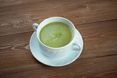 Potage Puree St. Germain Stock Image