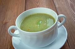 Potage Puree St. Germain Royalty Free Stock Photos