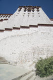 potala Θιβέτ παλατιών στοκ εικόνες με δικαίωμα ελεύθερης χρήσης