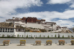 Potala 1150 Stock Image