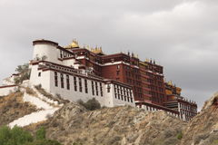 Potala   Photographie stock