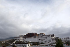 Potala Stock Image