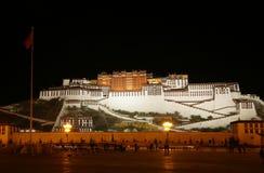 Potala Palace Royalty Free Stock Photo