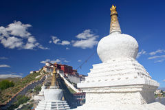 Potala palace 2 Stock Photography