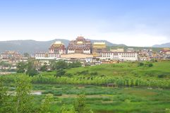 Potala Palace. In Lhasa, Tibet, China Royalty Free Stock Photo