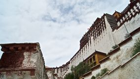 The Potala Palace Stock Photo