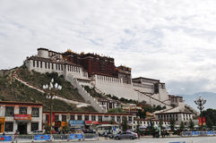 Potala Palace Stock Images