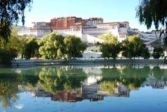 The Potala Palace Stock Photography