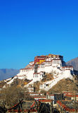 The Potala Palace Royalty Free Stock Image