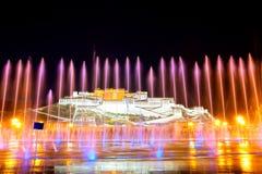 Potala Palace royalty free stock image