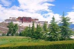 The Potala Palace Royalty Free Stock Photography