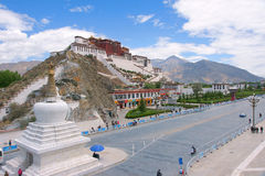 Potala Palace Stock Photos