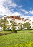 Potala Palace (in Lhasa, Tibet) Royalty Free Stock Image