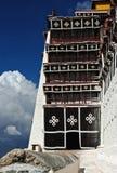 Potala palace, Lhasa, Tibet Royalty Free Stock Photo
