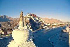 The potala palace in Lhasa, Stock Photos