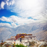 Potala Palace Stock Photography