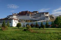 Potala Palace in Lhasa Royalty Free Stock Photo