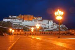Potala Palace Royalty Free Stock Photos
