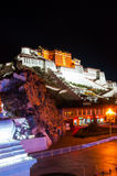 Potala palace Stock Photography