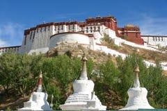 The Potala Palace Royalty Free Stock Image