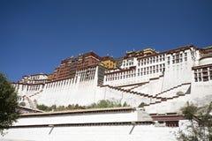 Potala Palace, Tibet. Potala Palace in Lhasa, Tibet Royalty Free Stock Image