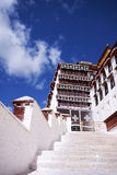Potala palace, Tibet Stock Photo