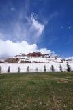 Potala palace, Tibet. View of Potala palace, Lhasa, tibet Royalty Free Stock Photography